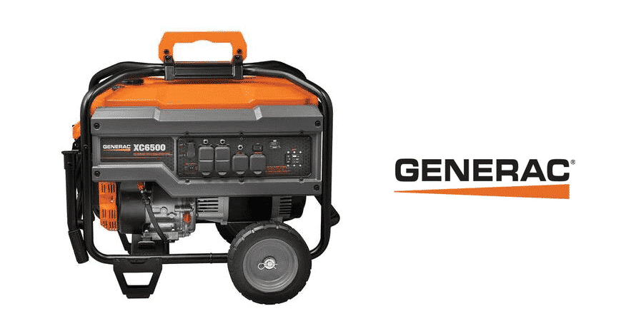 generac generator runs but has no electrical power