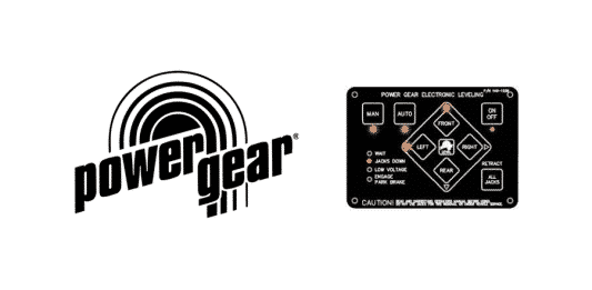 power gear leveling system calibration