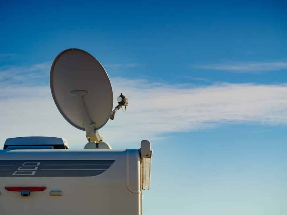 rv tv antenna & cable booster how to check if bad