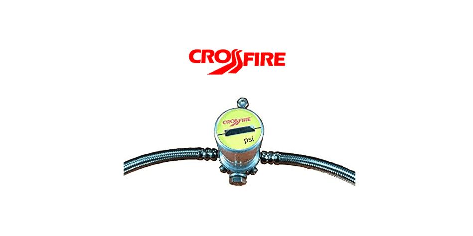 crossfire tire pressure problems