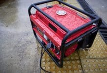 how to prime a propane generator