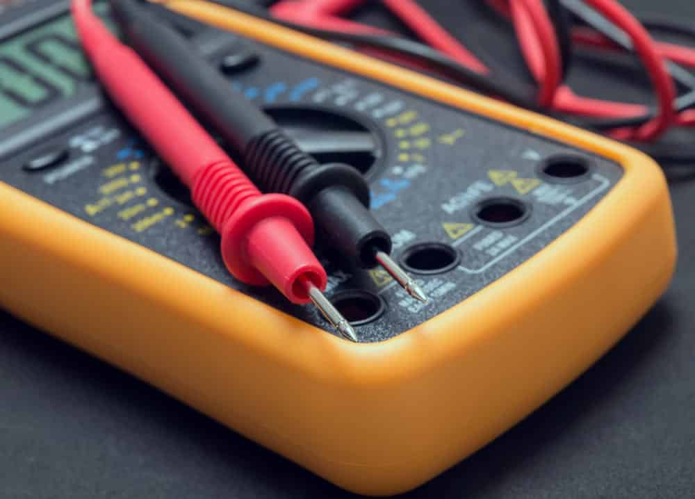 how to test trailer brakes with a multimeter