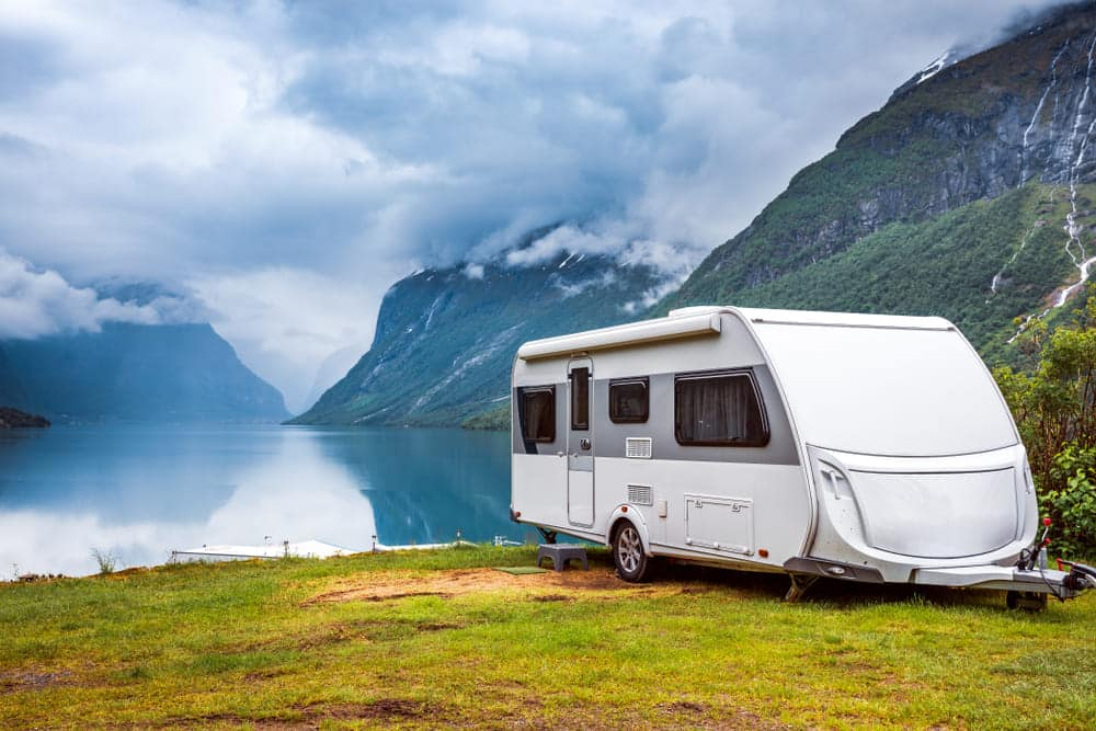 how to tow a class a motorhome