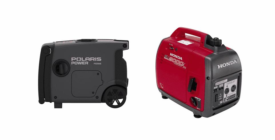 polaris generators vs honda