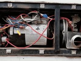 rv furnace flame sensor
