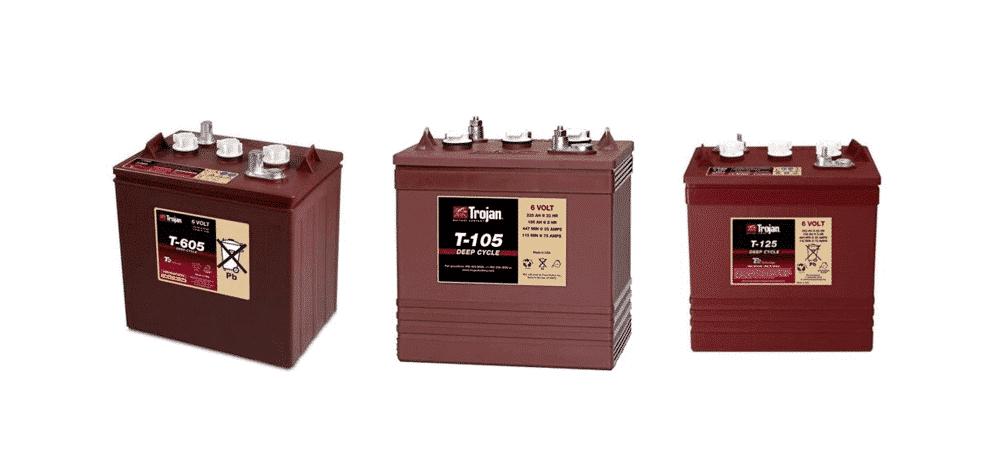 trojan t605 vs t105 vs t125
