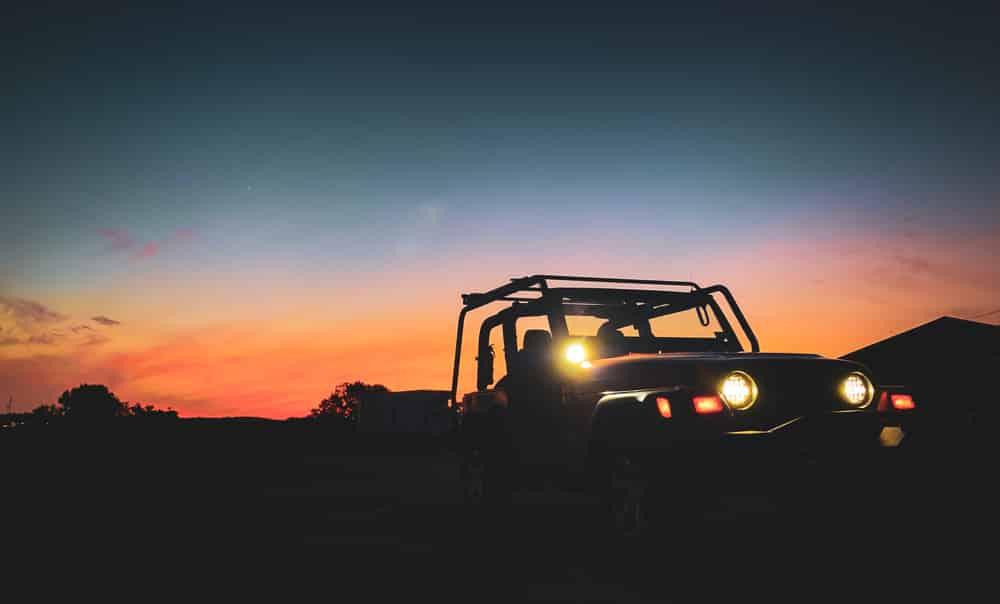 jeep wrangler third brake light not working
