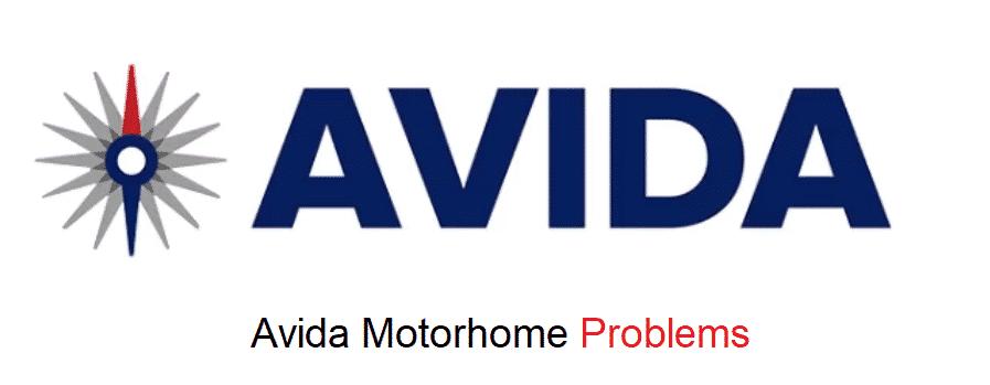 avida motorhome problems