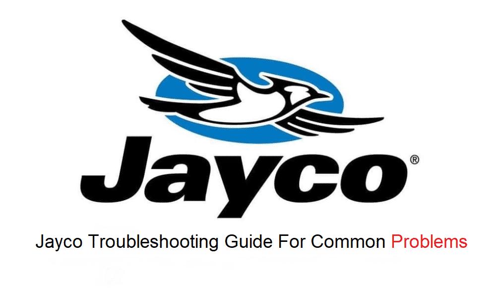 jayco troubleshooting guide
