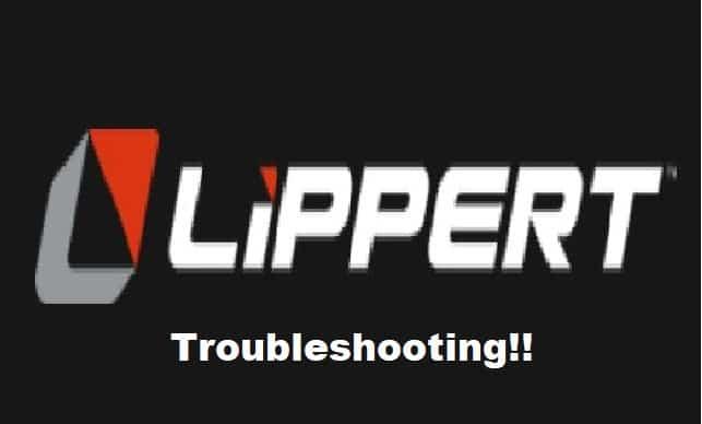 lci electronic leveling troubleshooting