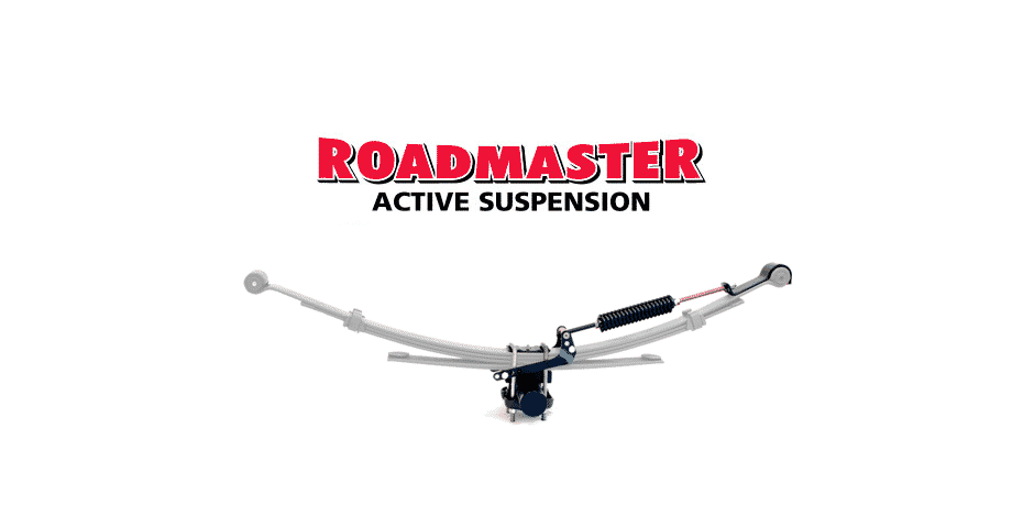 roadmaster active suspension problems