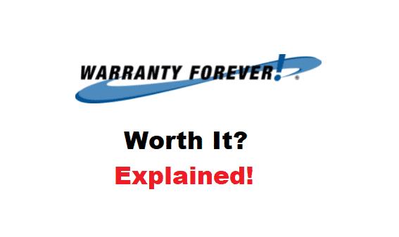 rv warranty forever reviews