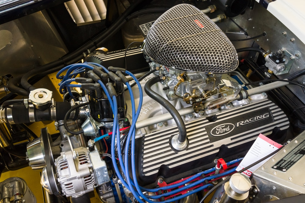 ford 460 vs v10