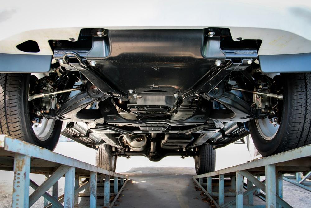 ford f53 transmission fluid change