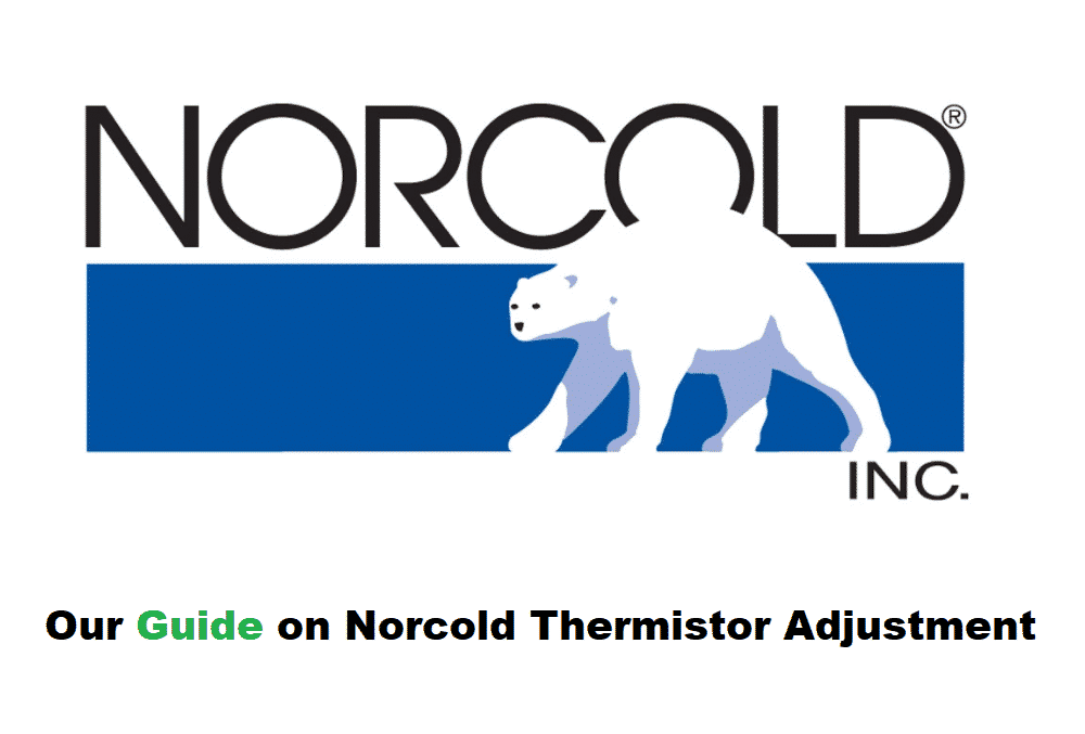 norcold thermistor adjustment