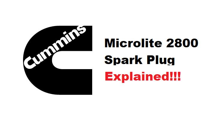 onan microlite 2800 spark plug