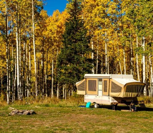 pop up camper roof sagging