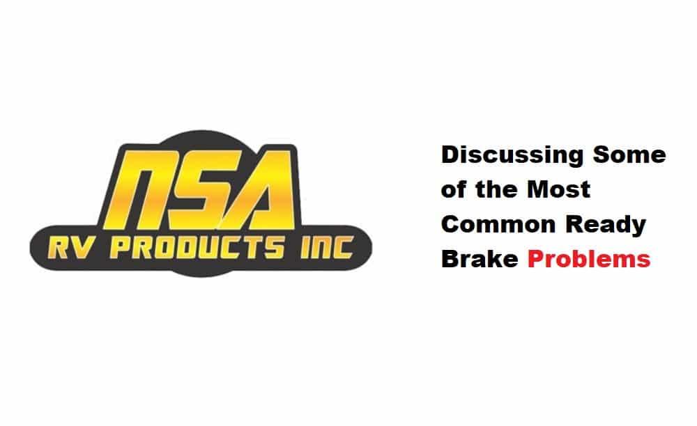 ready brake problems