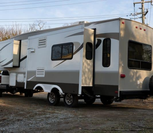rv tip out