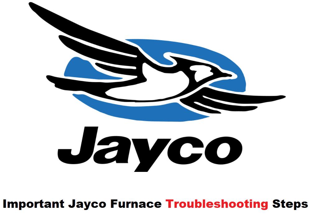 jayco furnace troubleshooting
