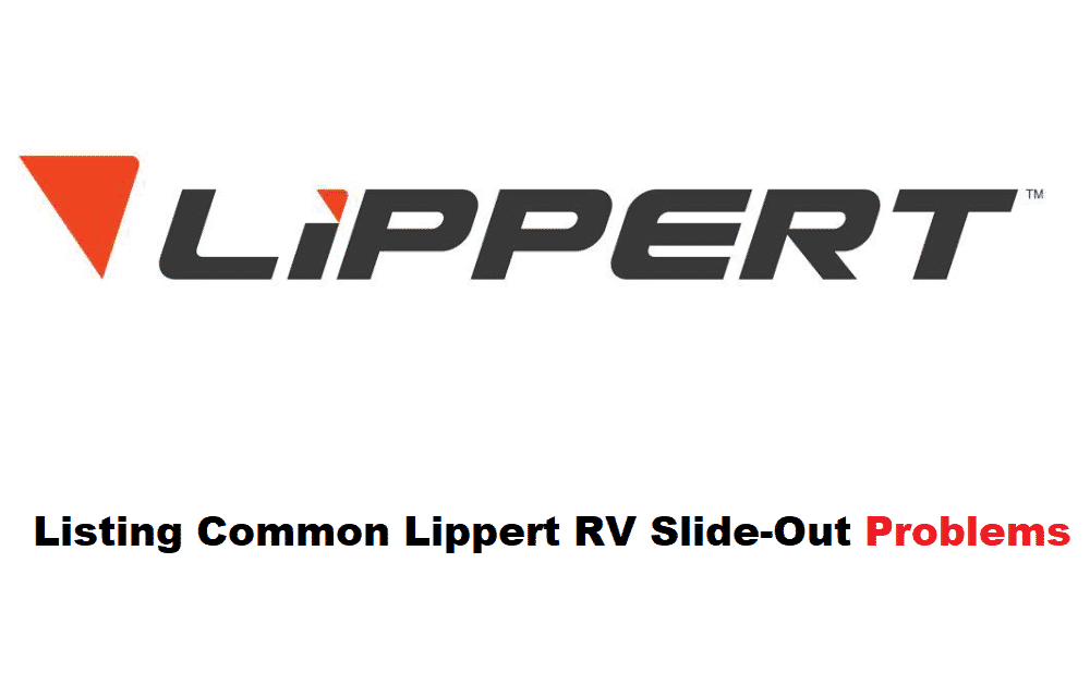 lippert slide-out problems