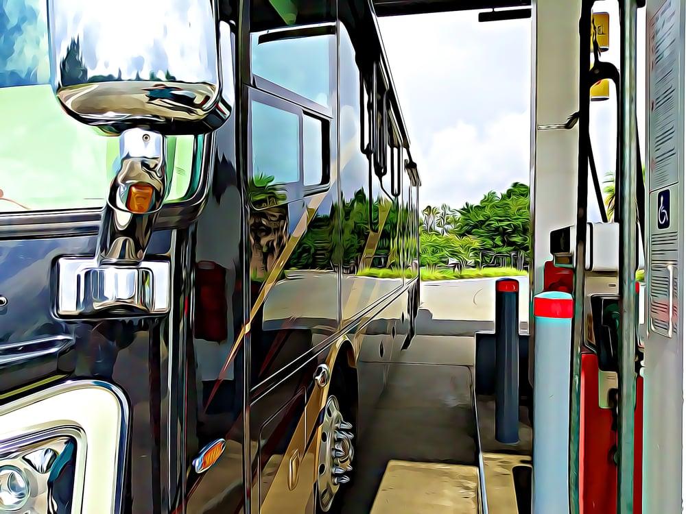 tractor fuel vs reefer fuel